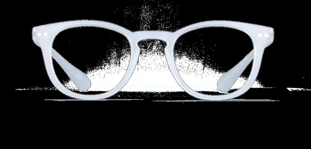 Lunettes de vue BLUE BLOCK MIXTE cristal