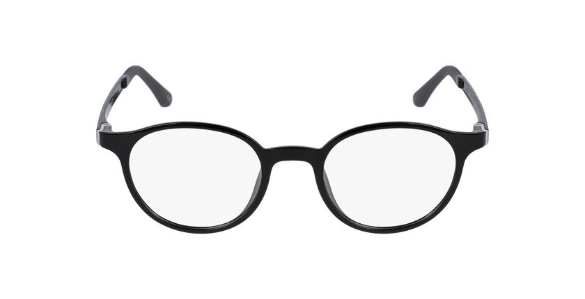 Óculos graduados senhora MAGIC 22 preto - Vista de frente