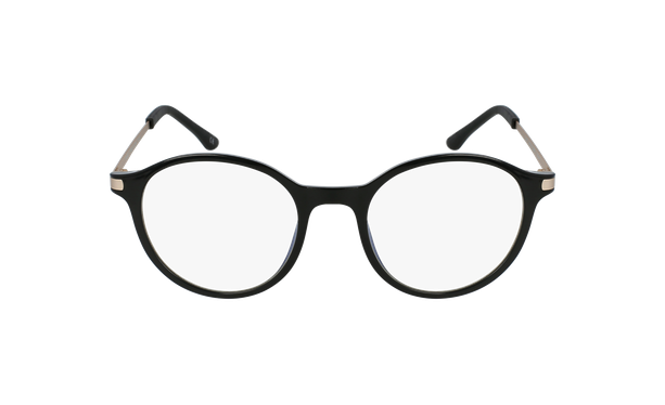 Gafas graduadas mujer MAGIC 37 BLUE BLOCK negro - vista de frente