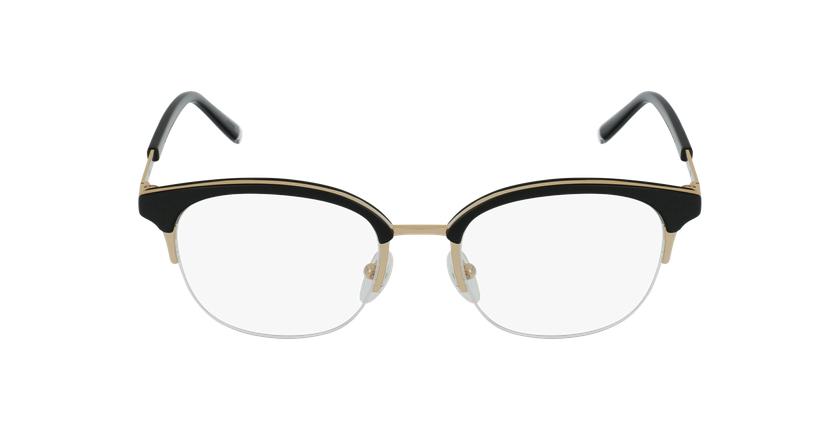 Óculos graduados BEKSINSKI BK preto - Vista de frente