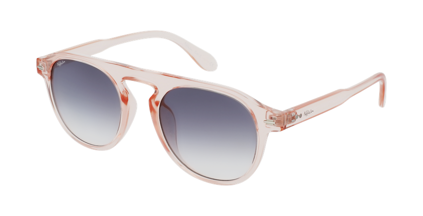Óculos de sol BEACH PK rosa - vue de 3/4
