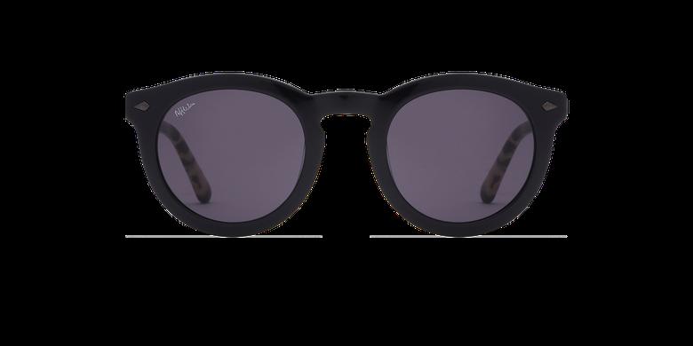 Lunettes de soleil femme ANNE noir/écaille