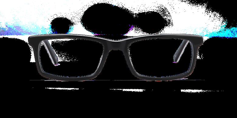 Óculos graduados homem LEON BK (TCHIN-TCHIN +1€) preto