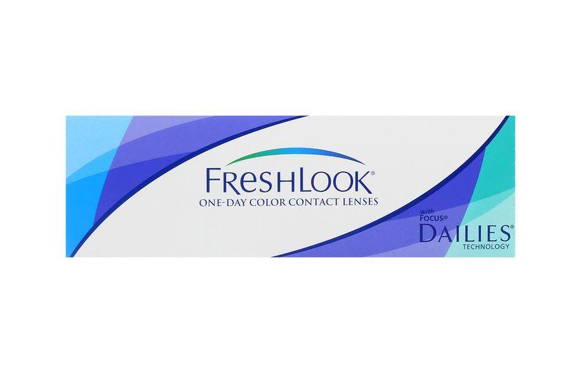 Lentilles de contact FreshLook 1 Day Hazel 10L - danio.store.product.image_view_face