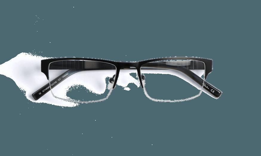 Lunettes de vue homme AFFLELOU COUTURE noir