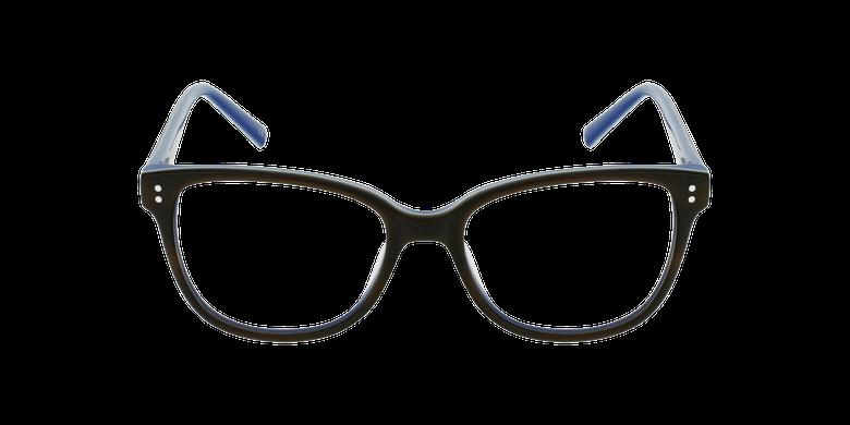 Lunettes de vue enfant CARLA marron/violet