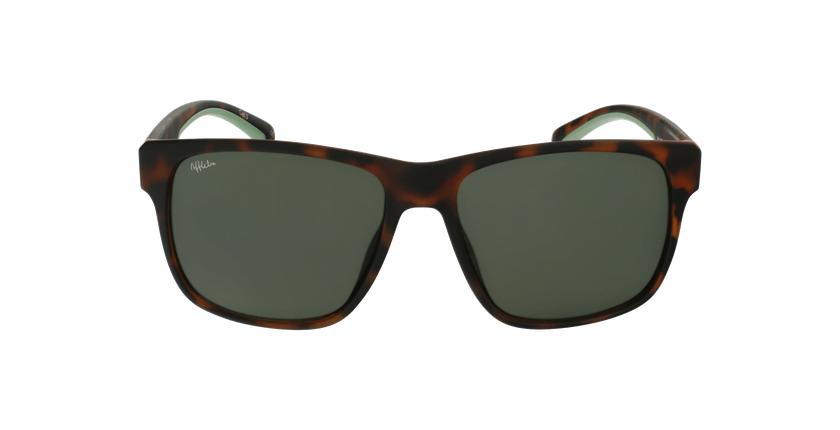 Óculos de sol homem ADRI TO tartaruga - Vista de frente