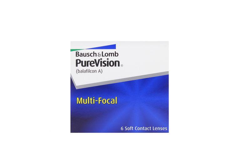 Lentilles de contact PureVision Multifocal 6L