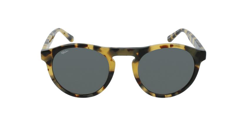 Óculos de sol homem ANTHONIN HV tartaruga  - Vista de frente