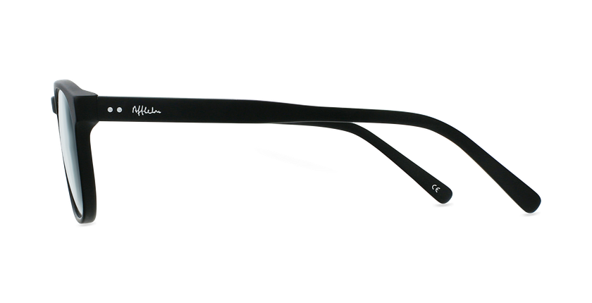 Óculos graduados homem CLOVIS BK (TCHIN-TCHIN +1€) preto - Vista lateral