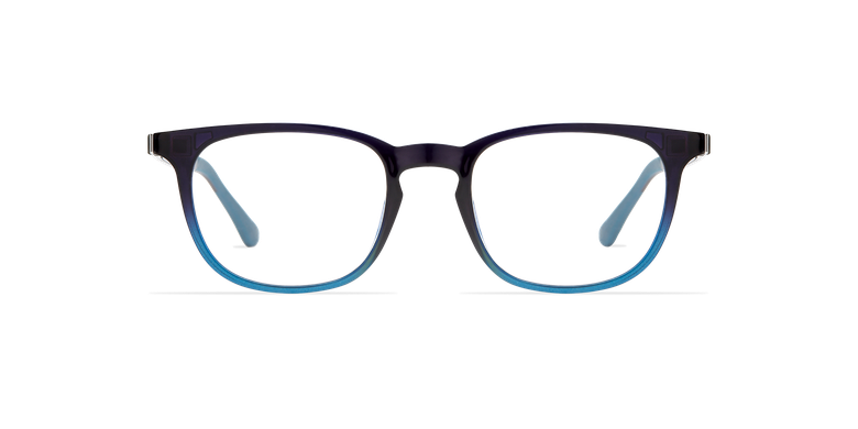 Gafas oftálmicas hombre MAGIC 07 azul/azul degradado