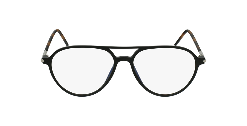 Lunettes de vue MAGIC 75 noir/écaille - Vue de face