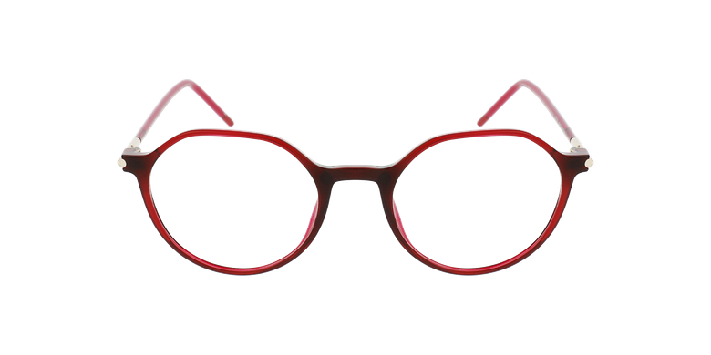 Lunettes de vue femme MAGIC 90 roseVue de face