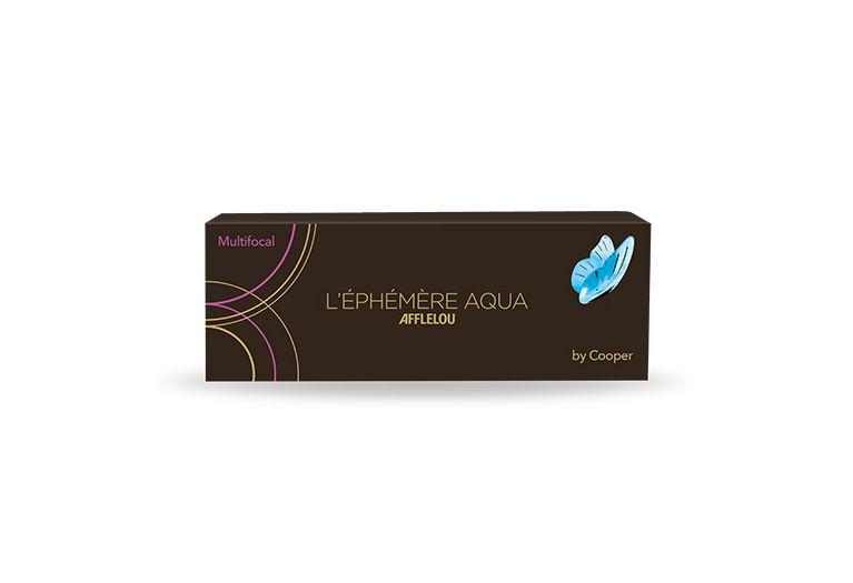 Lentes de contacto Éphémère Aqua Multifocal - Diária 30 unid