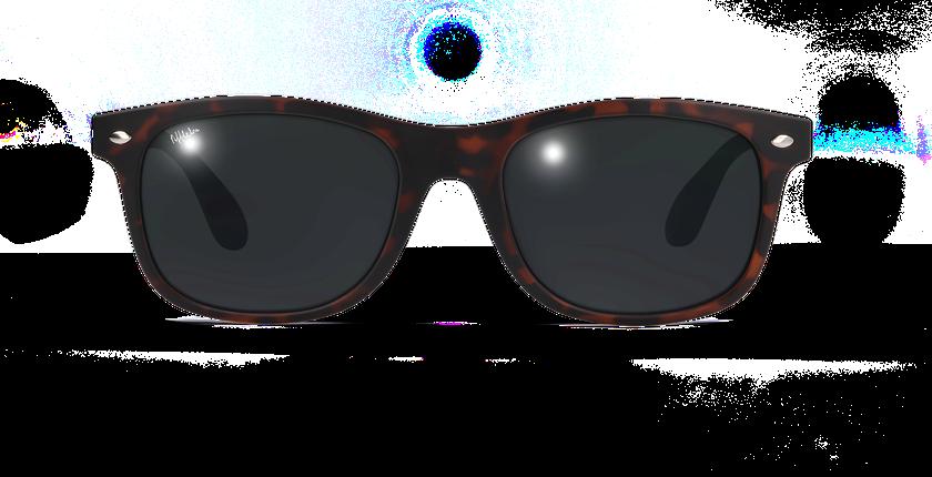 Gafas de sol CARUCEDO carey - vue de face