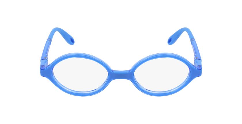 Lunettes de vue enfant RFOB1 bleu - Vue de face