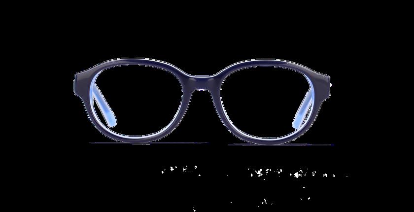 Lunettes de vue enfant GWEN bleu - vue de face