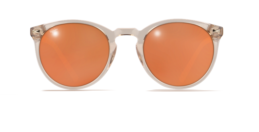 Lunettes de soleil femme SHARON cristal - vue de face