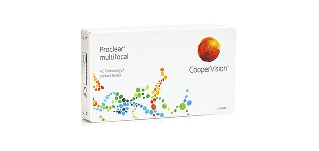 Lentilles de contact Proclear® Multifocal 6L