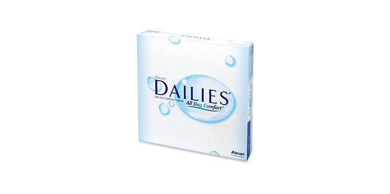 Lentilles de contact Dailies All Day Comfort 90L