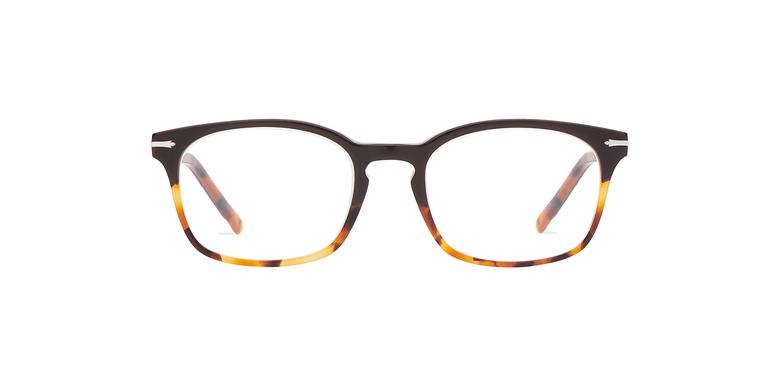 Óculos graduados homem BELLIGNAT castanho/tartaruga