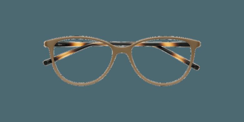 Lunettes de vue femme LIGHT TONIC marron