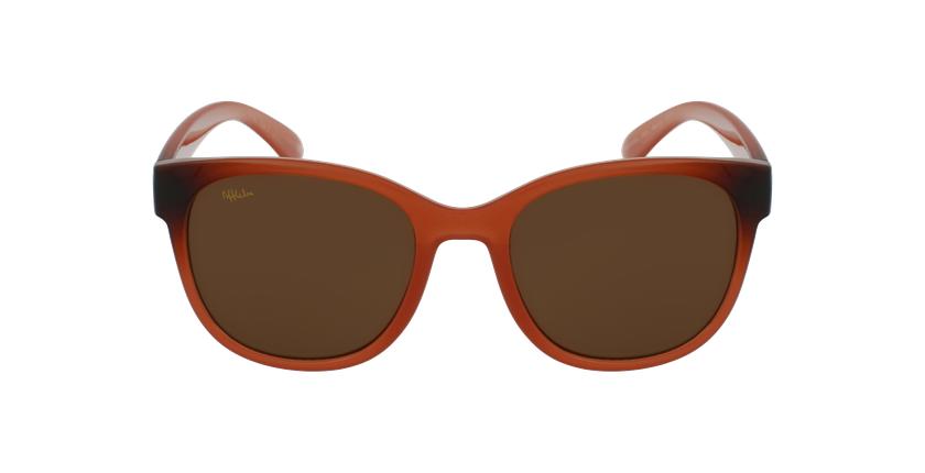 Óculos de sol criança VANIA PK laranja - Vista de frente