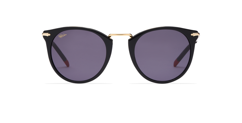 Óculos de sol senhora BARKLY BK preto - Vista de frente