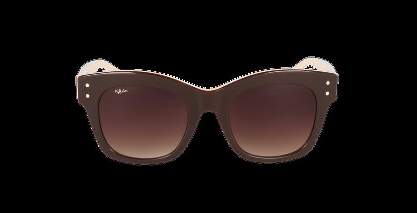 ... Óculos de sol senhora ORNELLA castanho - Vista de frente. guardar em  favoritos. ORNELLA ... 904061fb59