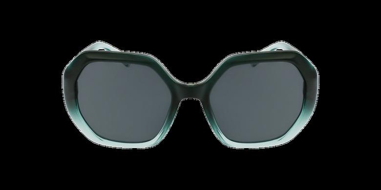 Lunettes de soleil femme FAURA vert/noir