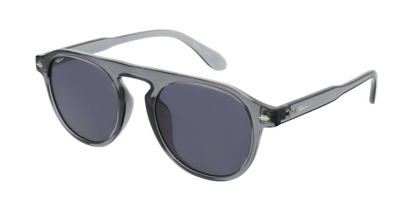 Óculos de sol BEACH GY cinzento - vue de 3/4