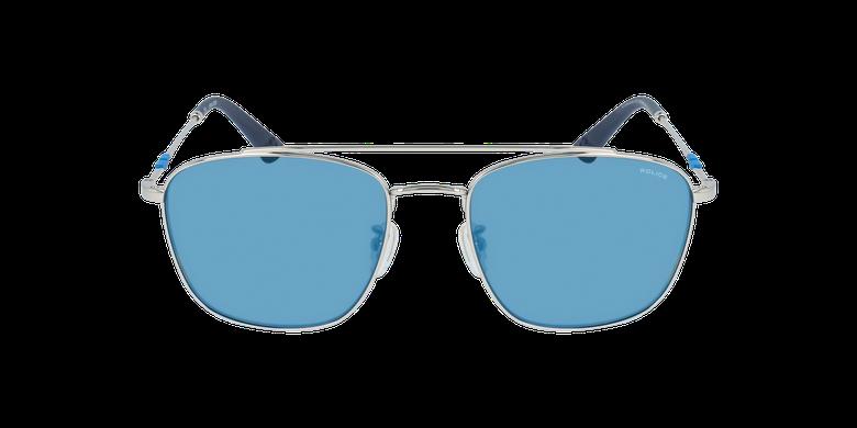 Lunettes de soleil homme SPL996 argenté
