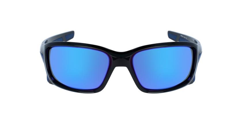 Gafas de sol hombre STRAIGHTLINK negro - vista de frente