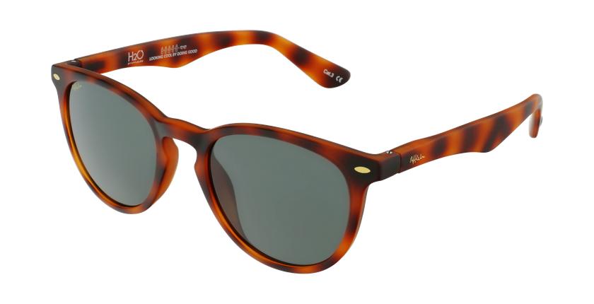 Óculos de sol H2O TO tartaruga  - vue de 3/4