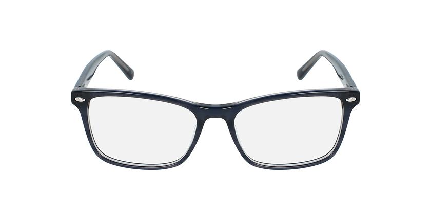 Óculos graduados homem LUBIN BL (TCHIN-TCHIN +1€) azul - Vista de frente
