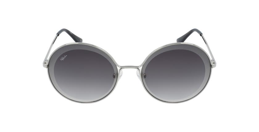 Óculos de sol senhora GIRONA SL prateado - Vista de frente