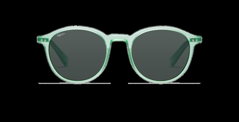 Gafas de sol mujer ALEGRIA verde - vista de frente