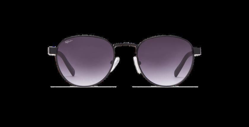 Gafas de sol mujer FRUTTI negro - vista de frente