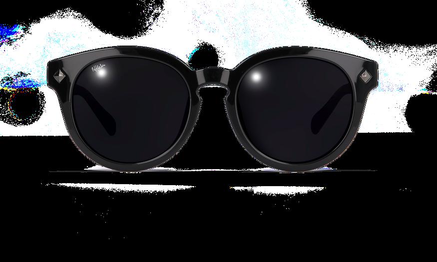 Lunettes de soleil femme CHARLOTTE noir