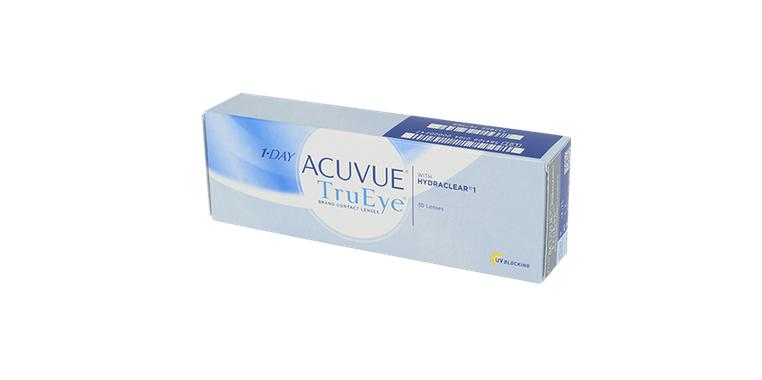 Lentilles de contact 1 Day Acuvue® TruEye 30L