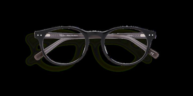 Gafas graduadas hombre RUBEN negro