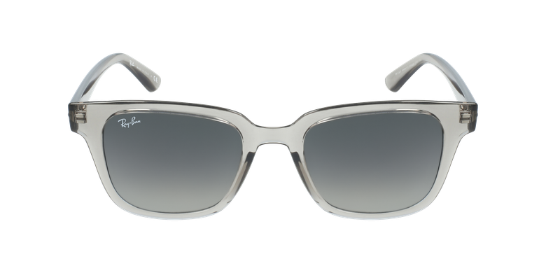 Lunettes de soleil 0RB4323 gris/gris