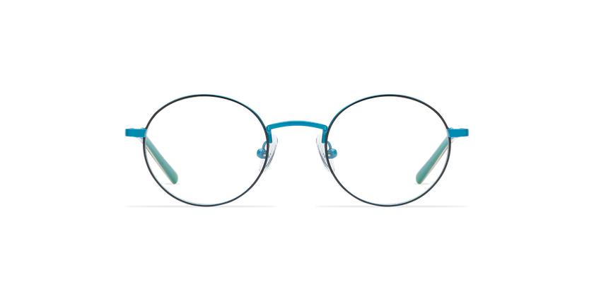 Óculos graduados criança LOIS BL  (Tchin-Tchin +1€) azul/preto - Vista de frente