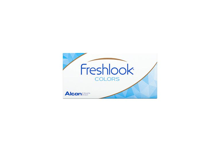 Lentilles de contact FreshLook Colors Hazel 2L