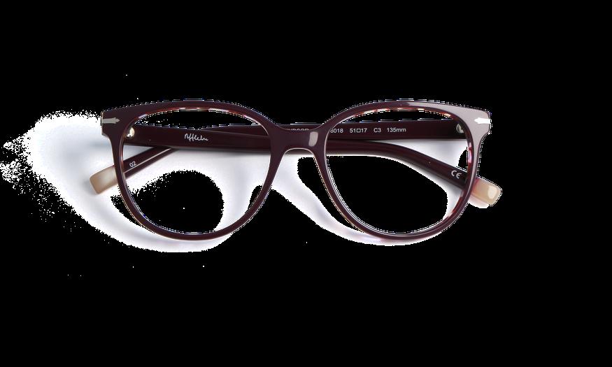 Lunettes de vue femme WINDSOR violet