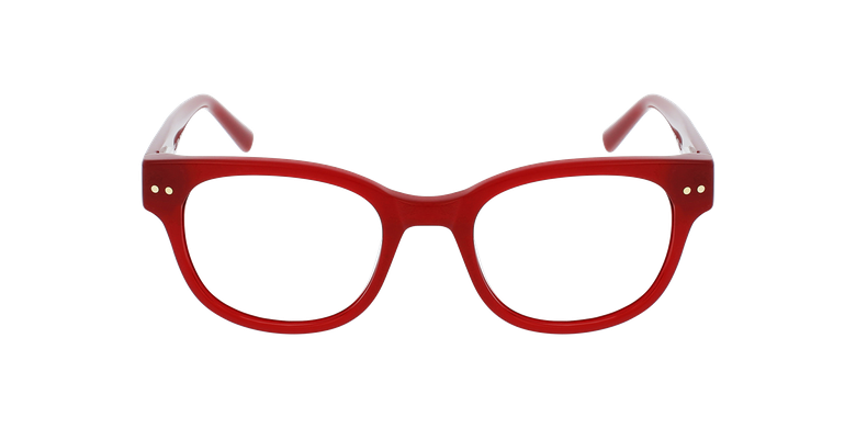Óculos graduados senhora SWAN RD (TCHIN-TCHIN +1€) vermelhoVista de frente