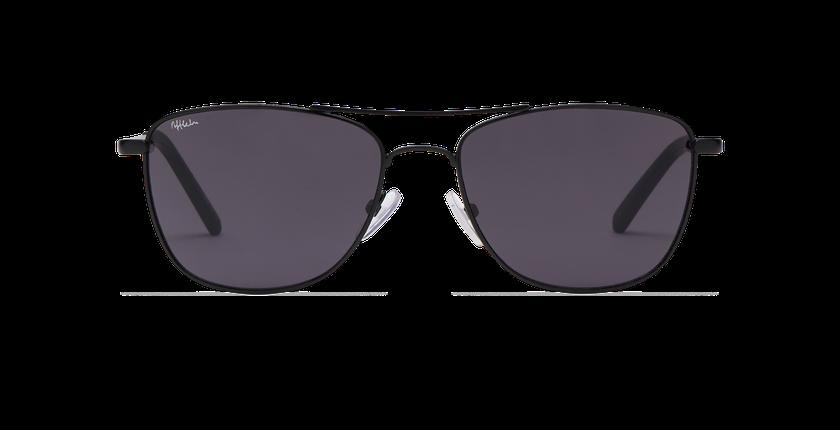 ... Gafas de sol hombre BELEM negro - vista de frente ... 94b0d9f10e30