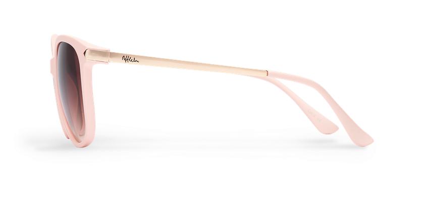 Gafas de sol mujer UNCIA rosa - Vista de lado
