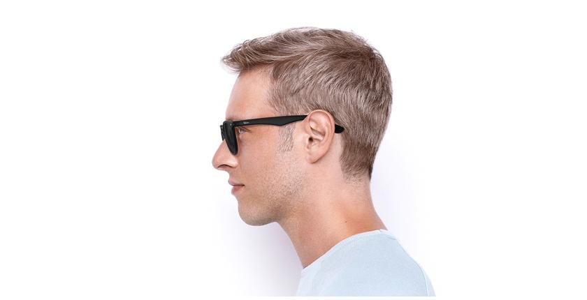 Óculos de sol H20 BK preto - Vista lateral