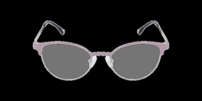 Lunettes de vue femme MAGIC 54 BLUEBLOCK rose/doré